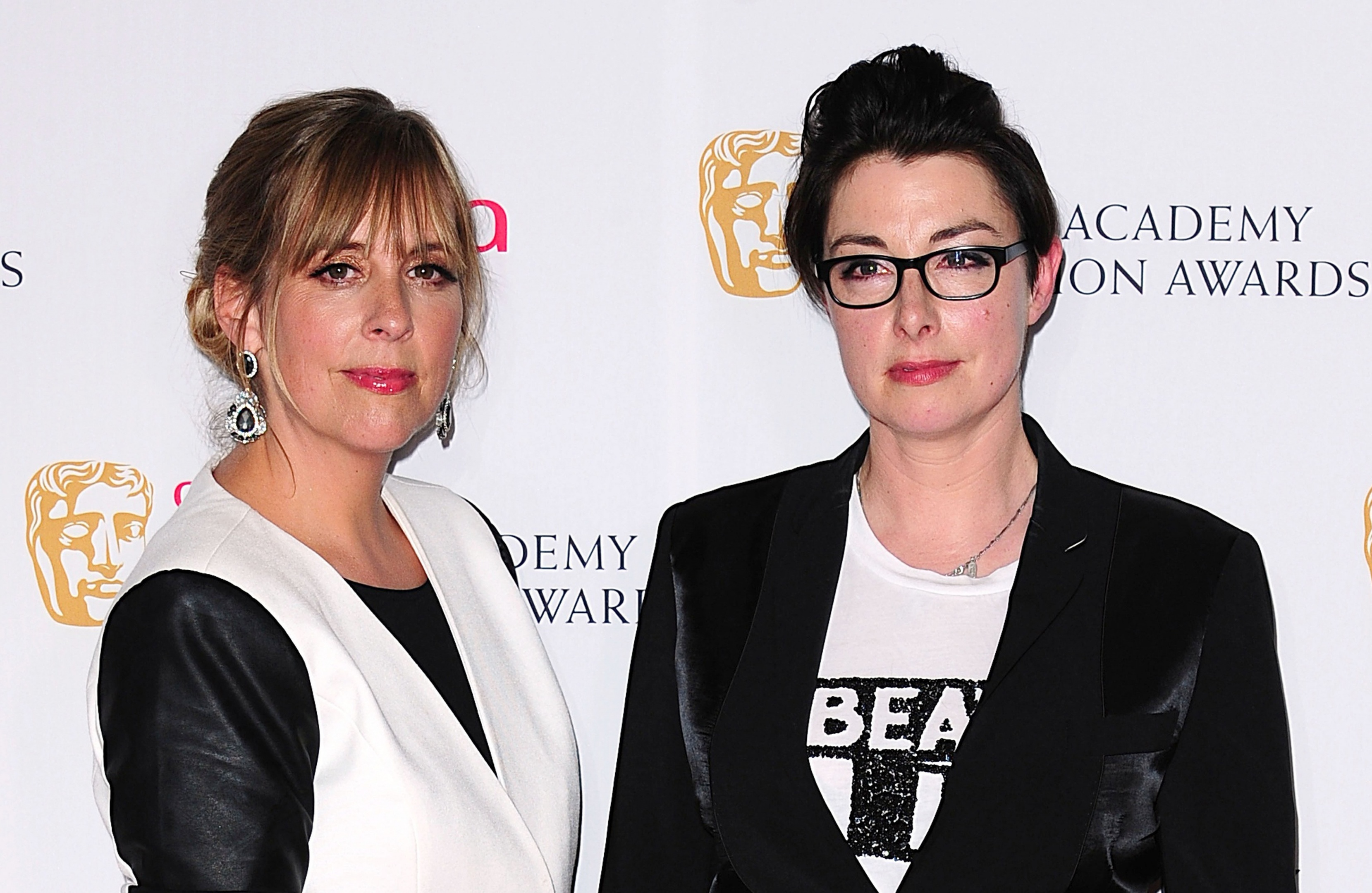 Mel and Sue (Ian West/PA)