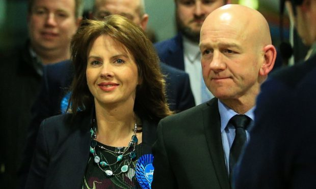 Trudy Harrison won Copeland for the Tories (PA)