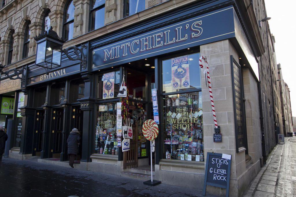 Mitchell's, Argyle Street, Glasgow (Andrew Cawley / DC Thomson)