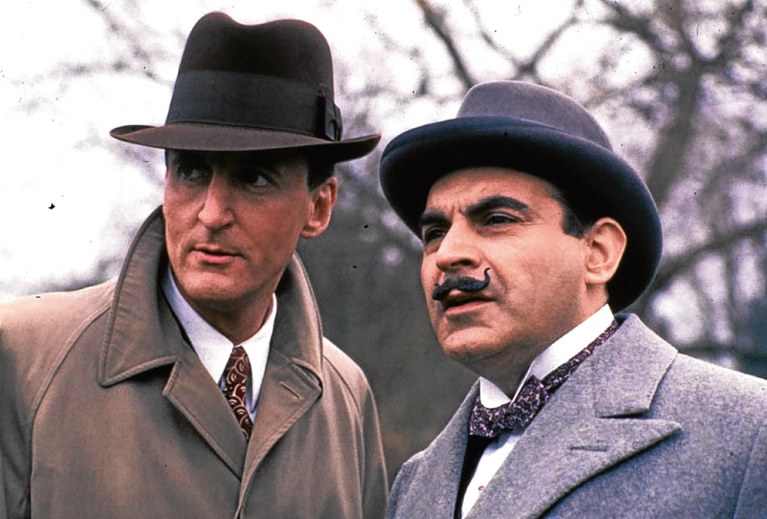 Partners in crime: 10 of our favourite cop duos - Sunday Post