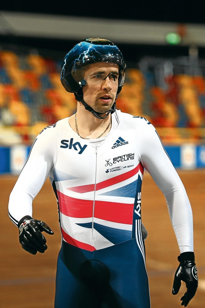 Neil Fachie (Bryn Lennon/Getty Images for British Cycling)