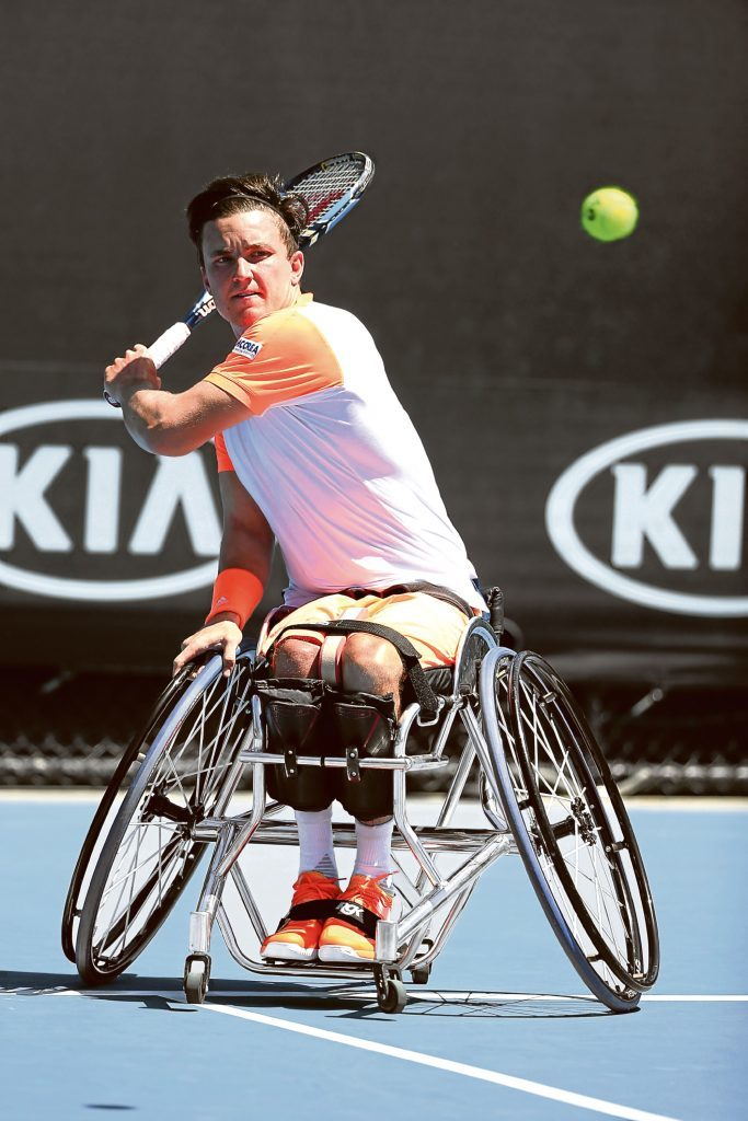 Gordon Reid (Jack Thomas/Getty Images)