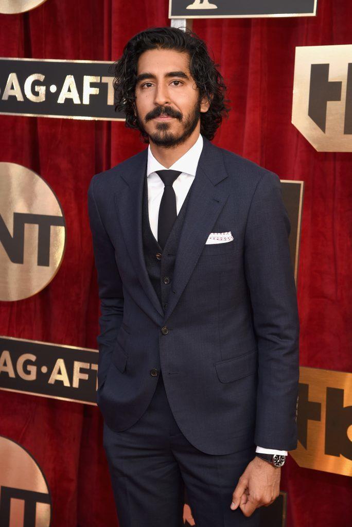 Actor Dev Patel A (Dimitrios Kambouris/Getty Images for TNT)