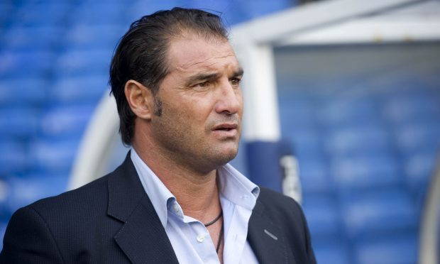 Former Rangers defender Lorenzo Amoruso (SNS Group)