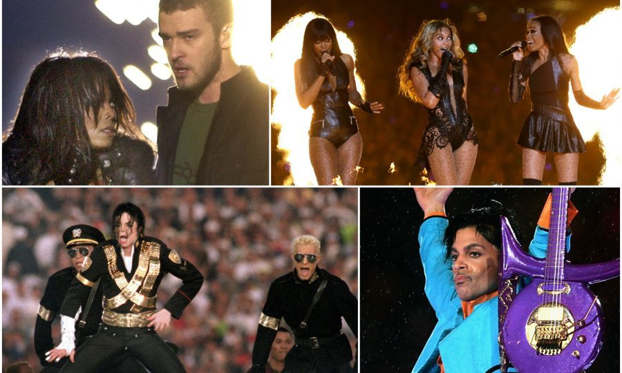 The Super Bowl halftime show has provided its fair share of memorable performances (Getty Images)