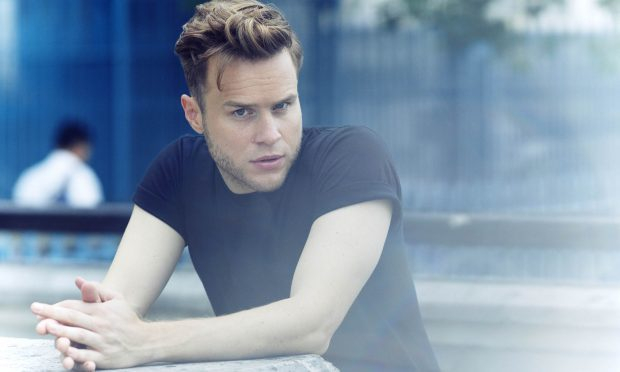 Olly Murs (PA Photo/Handout)