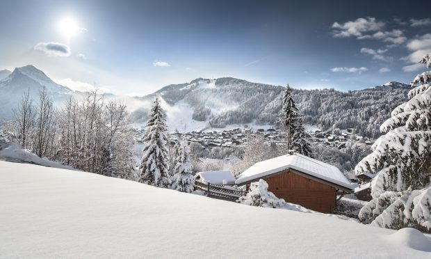 It's the perfect destination for a trip to the slopes