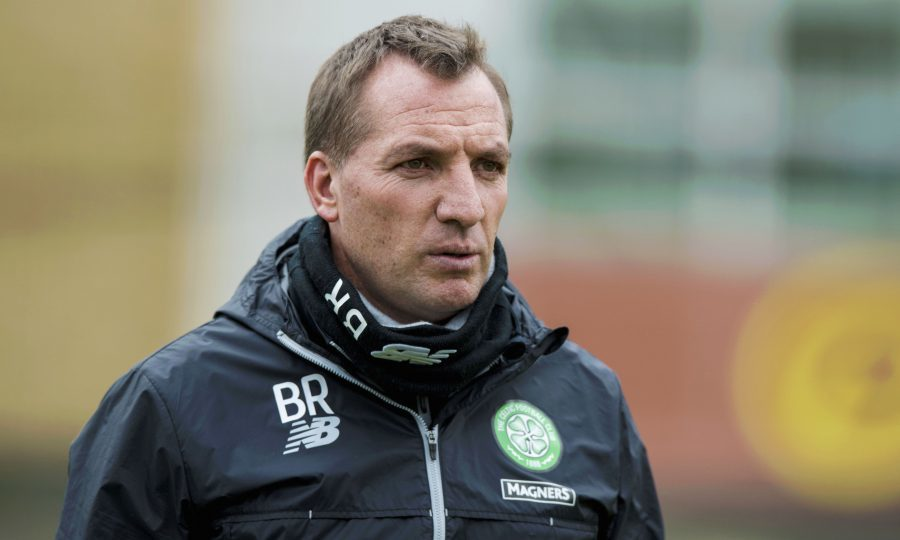 Brendan Rodgers has said he'll be sad to see Mark Warburton go