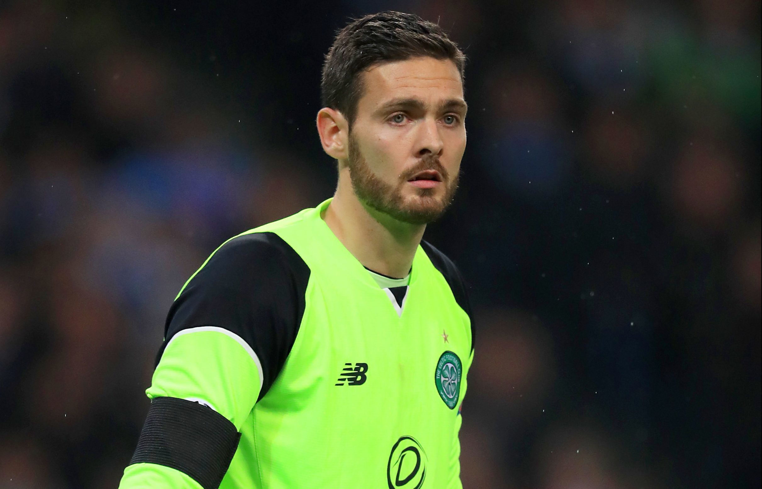 Goalkeeper Craig Gordon.  (Mike Egerton/PA Wire)