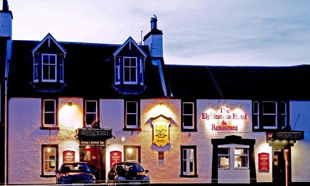Biggar's Elphinstone Hotel