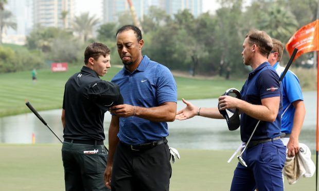 Tiger Woods (David Cannon/Getty Images)