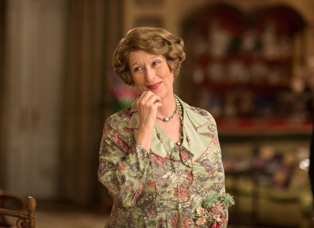 Meryl Streep in Florence Foster Jenkins (Nick Wall/Paramount Pictures via AP)