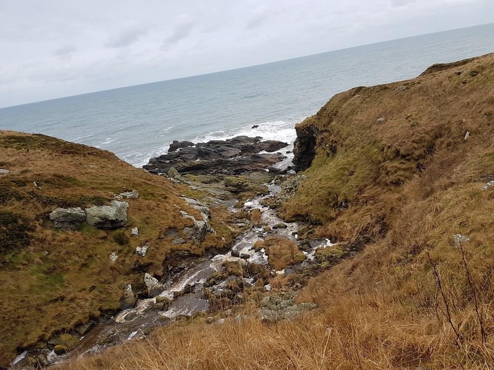 cliff small