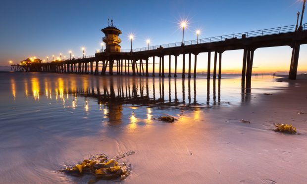 Huntington Beach, California (Getty Images)