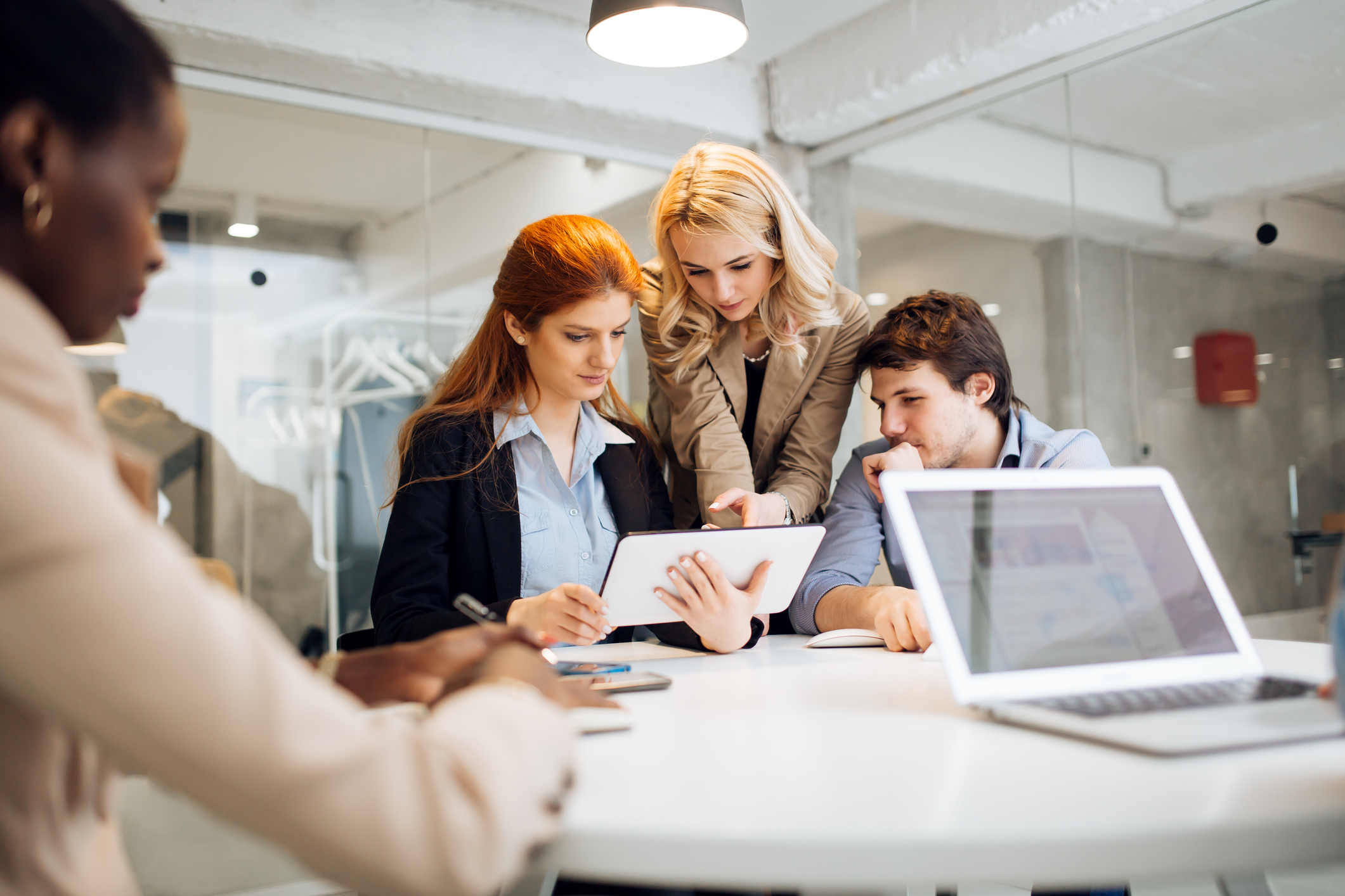 Scratch the surface and there might be surprises in the workplace. (Getty Images)