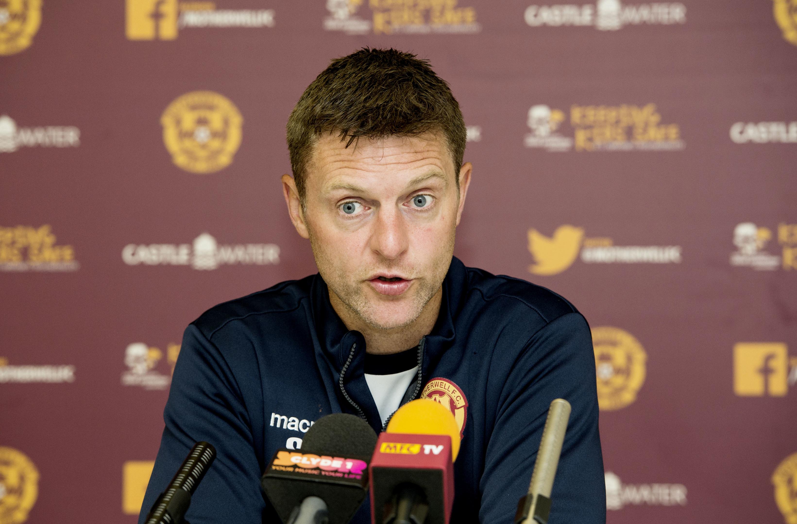 Stephen Craigan is Motherwell's U20s coach (SNS Group)