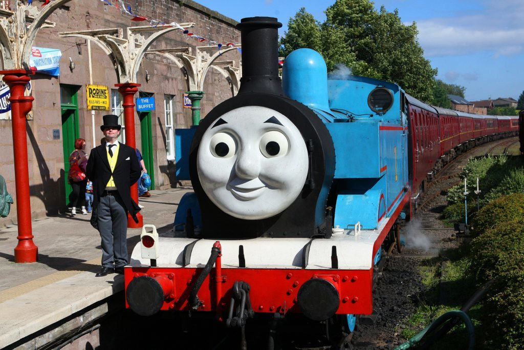 Caledonian Railway, Brechin (Kris Miller, Courier, DC Thomson)
