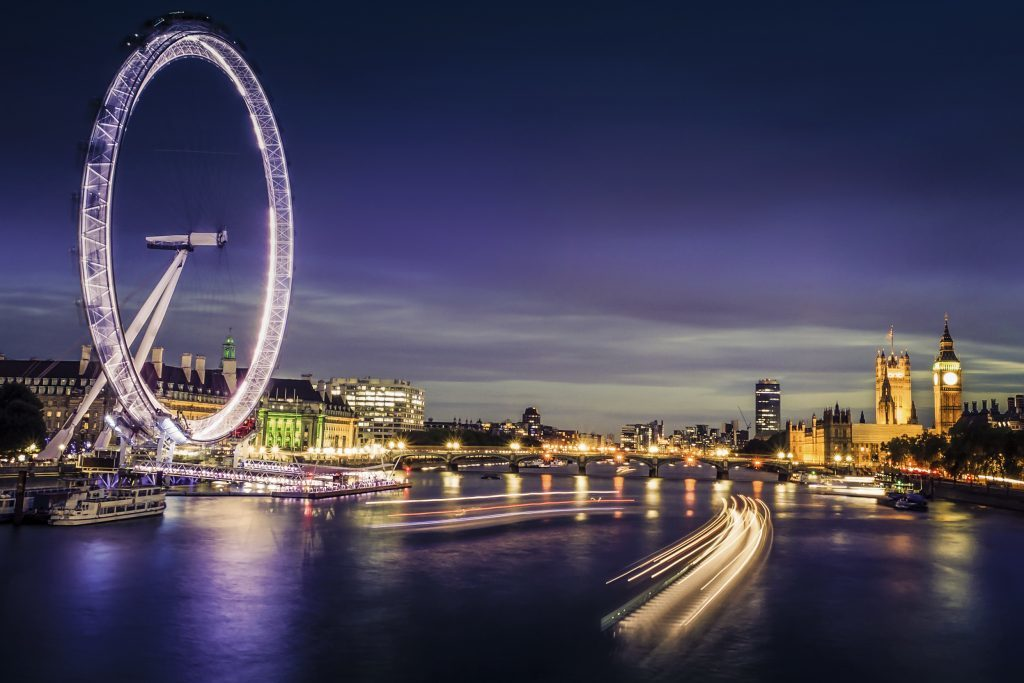 London Eye and the River Thames (Getty Images)
