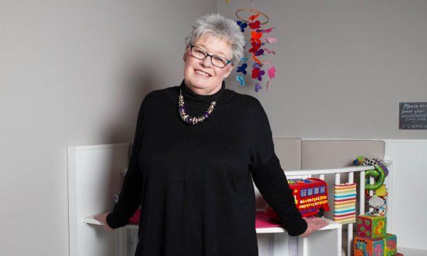 Linda Russell, a sleep therapist (Chris Austin / DC Thomson)