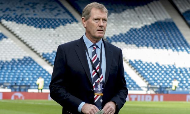 Rangers chairman Dave King (SNS Group)