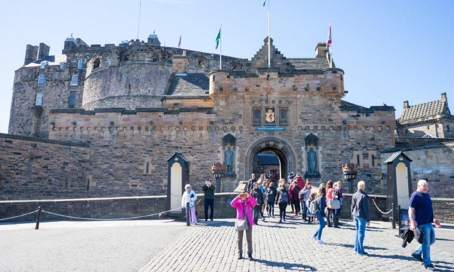 Edinburgh Castle (Getty Images)