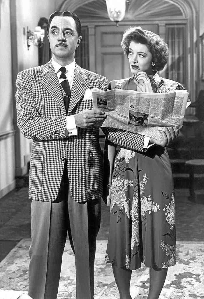 The Thin Man Goes Home, 1944 (Allstar/MGM)
