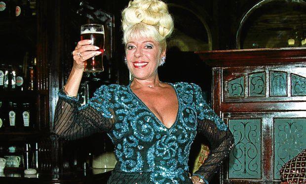 Julie Goodyear in Coronation Street (ITV)