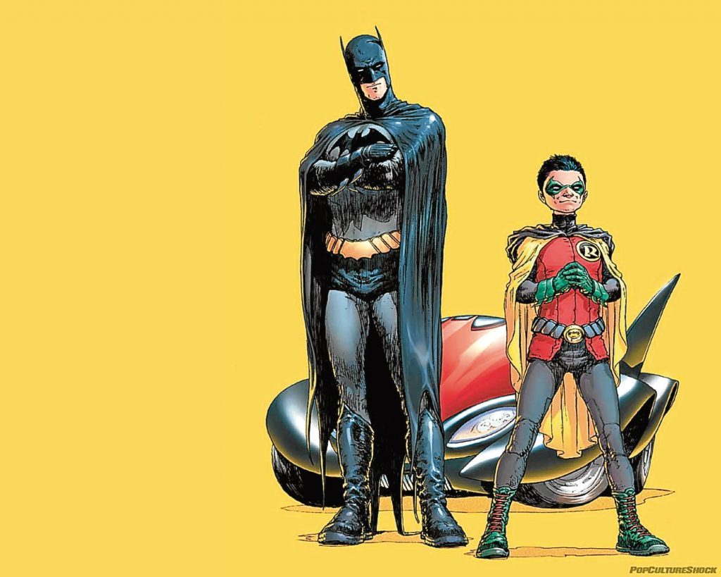 Batman and Robin (DC Entertainment)