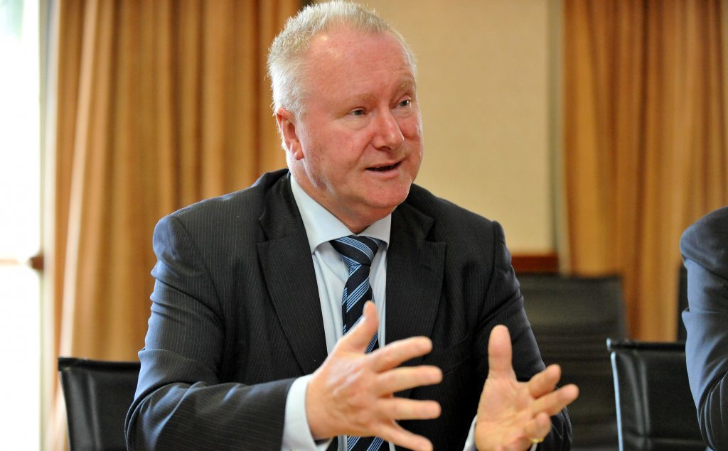Former Health Secretary Alex Neil (David Whittaker-Smith / Press & Journal)