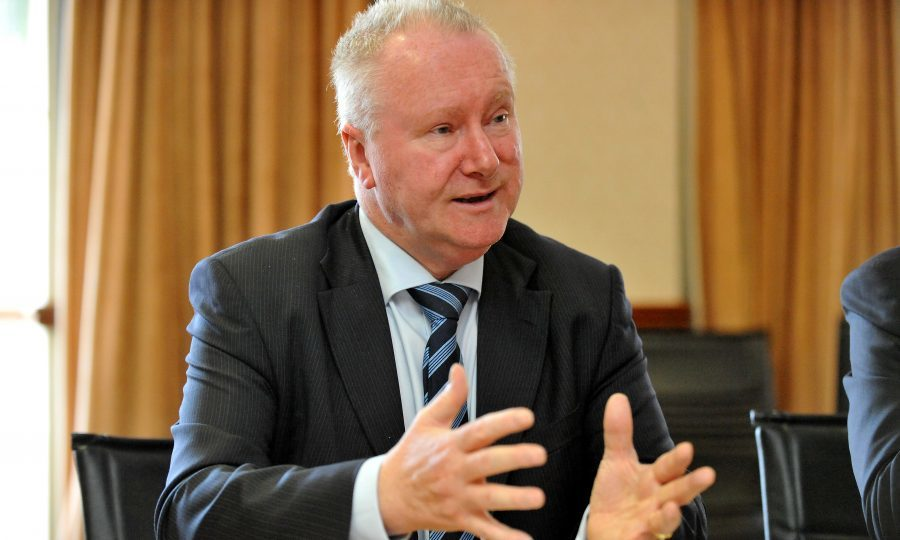Former Health Secretary Alex Neil (David Whittaker-Smith / Press & Journal)