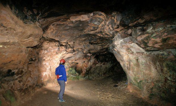 Wemyss Caves