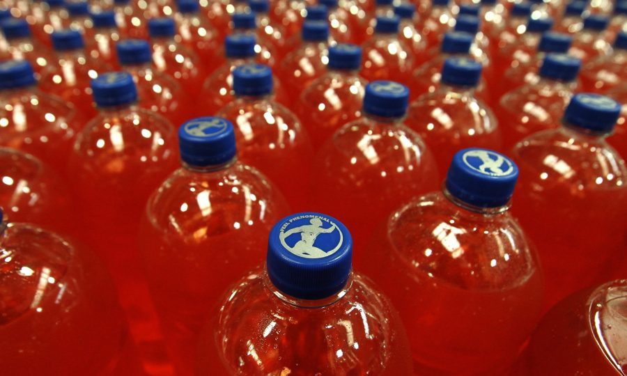 Irn-Bru drinkers won't notice halved sugar content, claims AG Barr