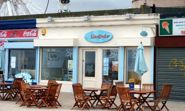 The Sand Dollar Cafe (Gordon Lennox)