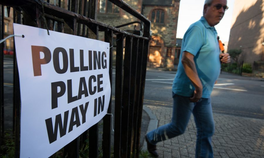 Our poll of over-60s showed a decline in support for independence (Jeremy Sutton-Hibbert/Alamy Live News)