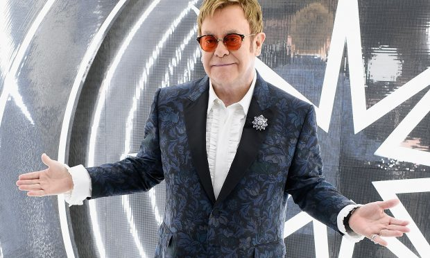 Elton John (Dimitrios Kambouris/Getty Images for EJAF)