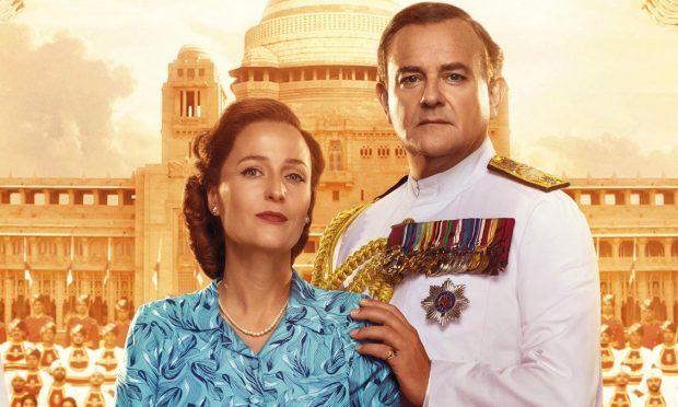 Hugh Bonneville stars alongside Gillian Anderson in Viceroy's House (Allstar/BBC FILMS)