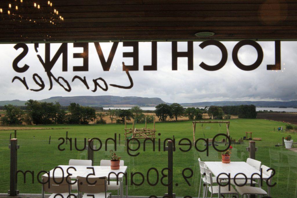 Loch Leven's Larder cafe view (Phil Hannah)