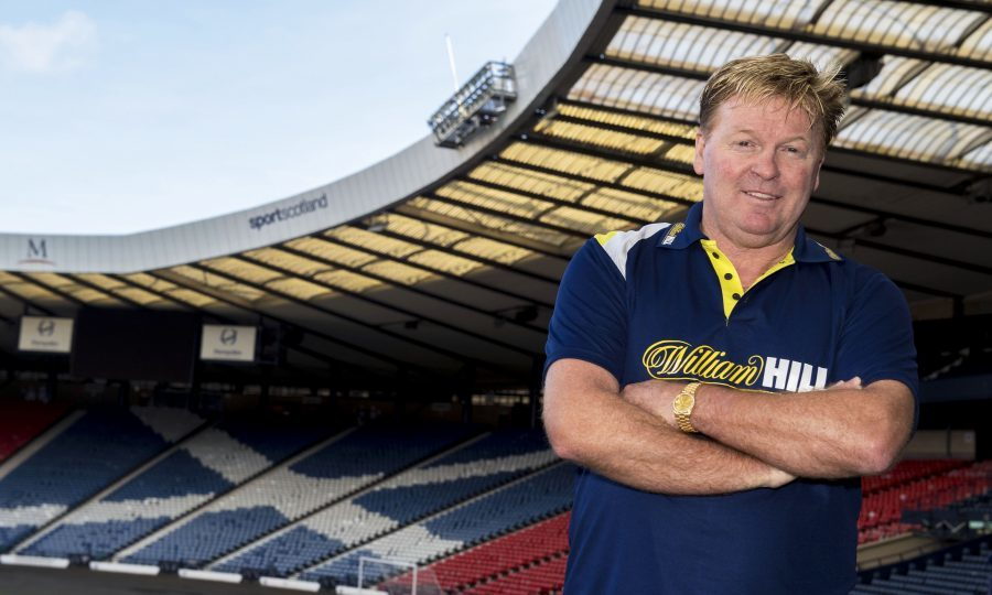 Former Scotland international Maurice Johnston looks ahead to Scotland's upcoming fixtures against Canada and Slovenia (SNS Group)