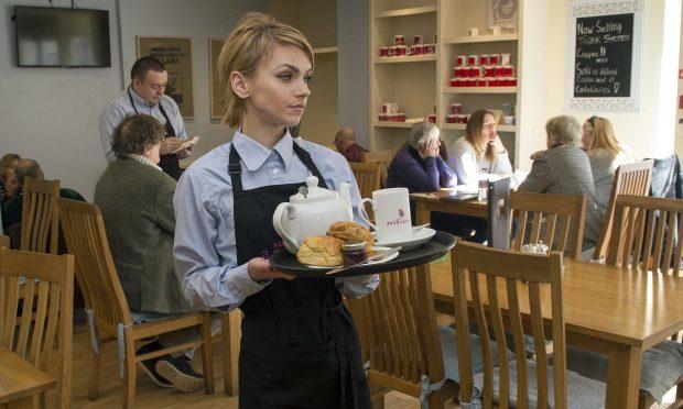Cafe Artysans, Inverness (Trevor Martin)