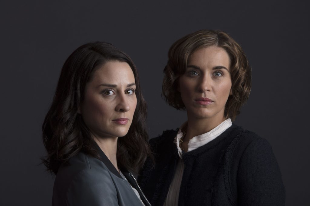 The Replacement - Morven Christie and Vicky McClure (Left Bank, Mark Mainz)