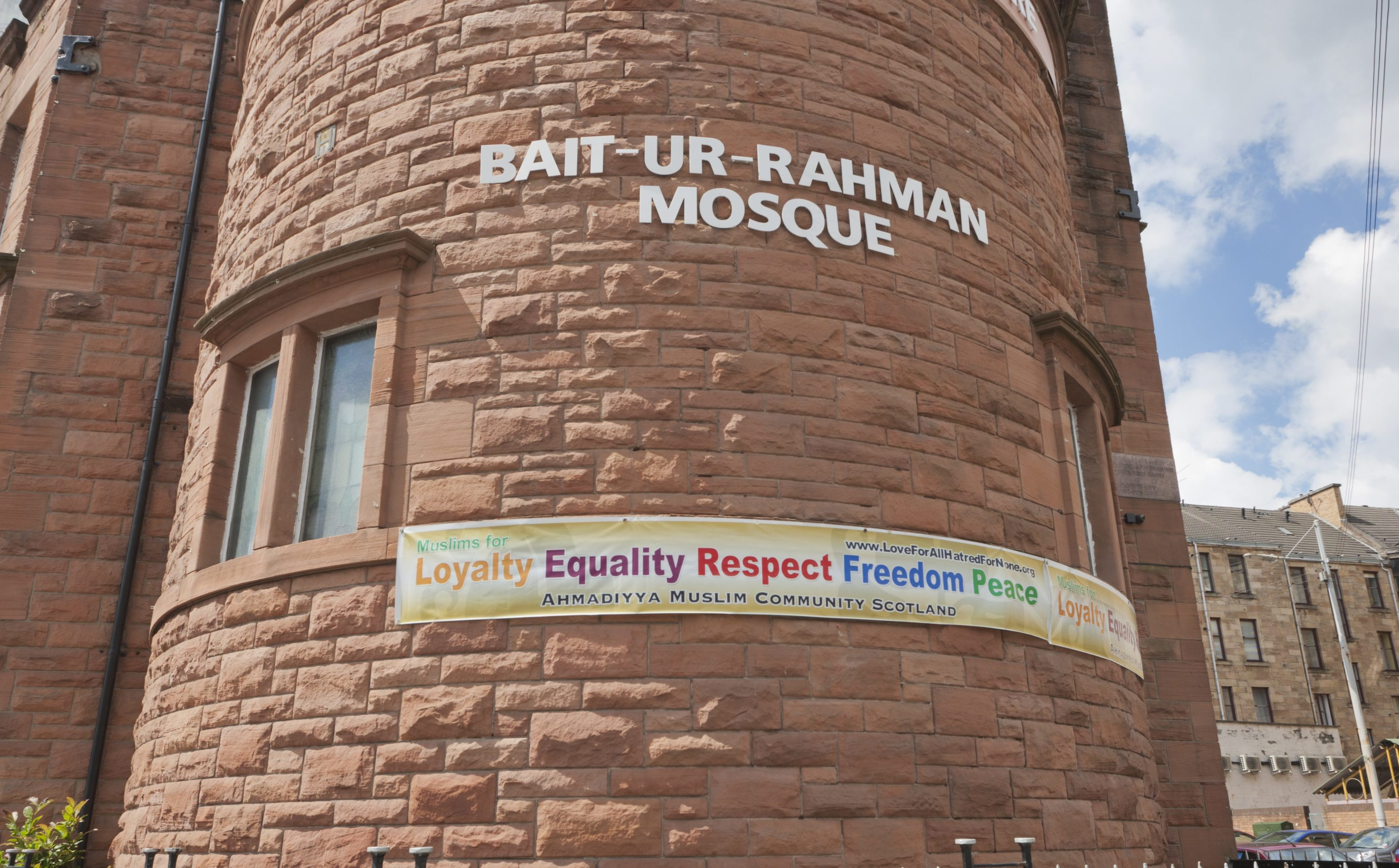 The Bait-Ur-Rahman Mosque in the West End of Glasgow. (iStock)