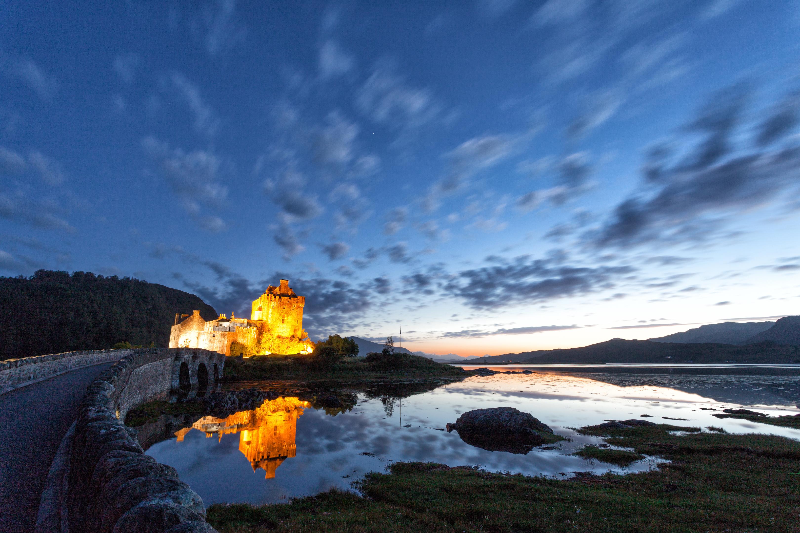Eilean Donan Castle (Getty Images)