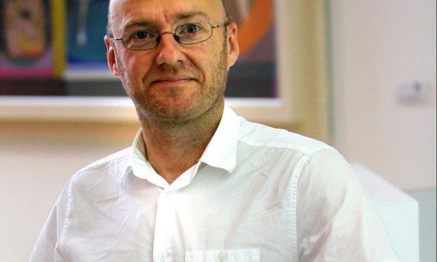 Green Party Co-convener Patrick Harvie (Kris Miller, Dc Thomson)