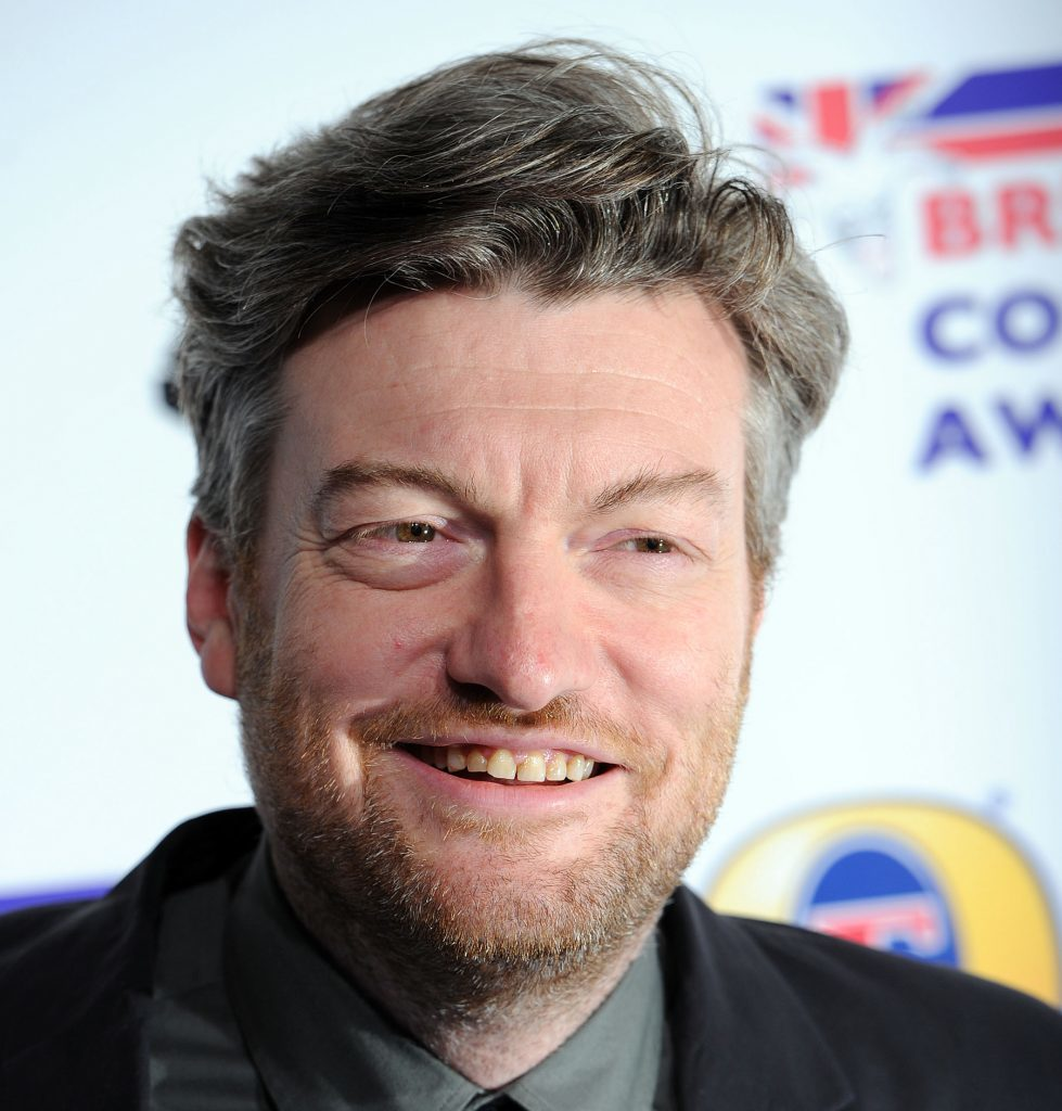 Charlie Brooker (Eamonn McCormack/Getty Images)
