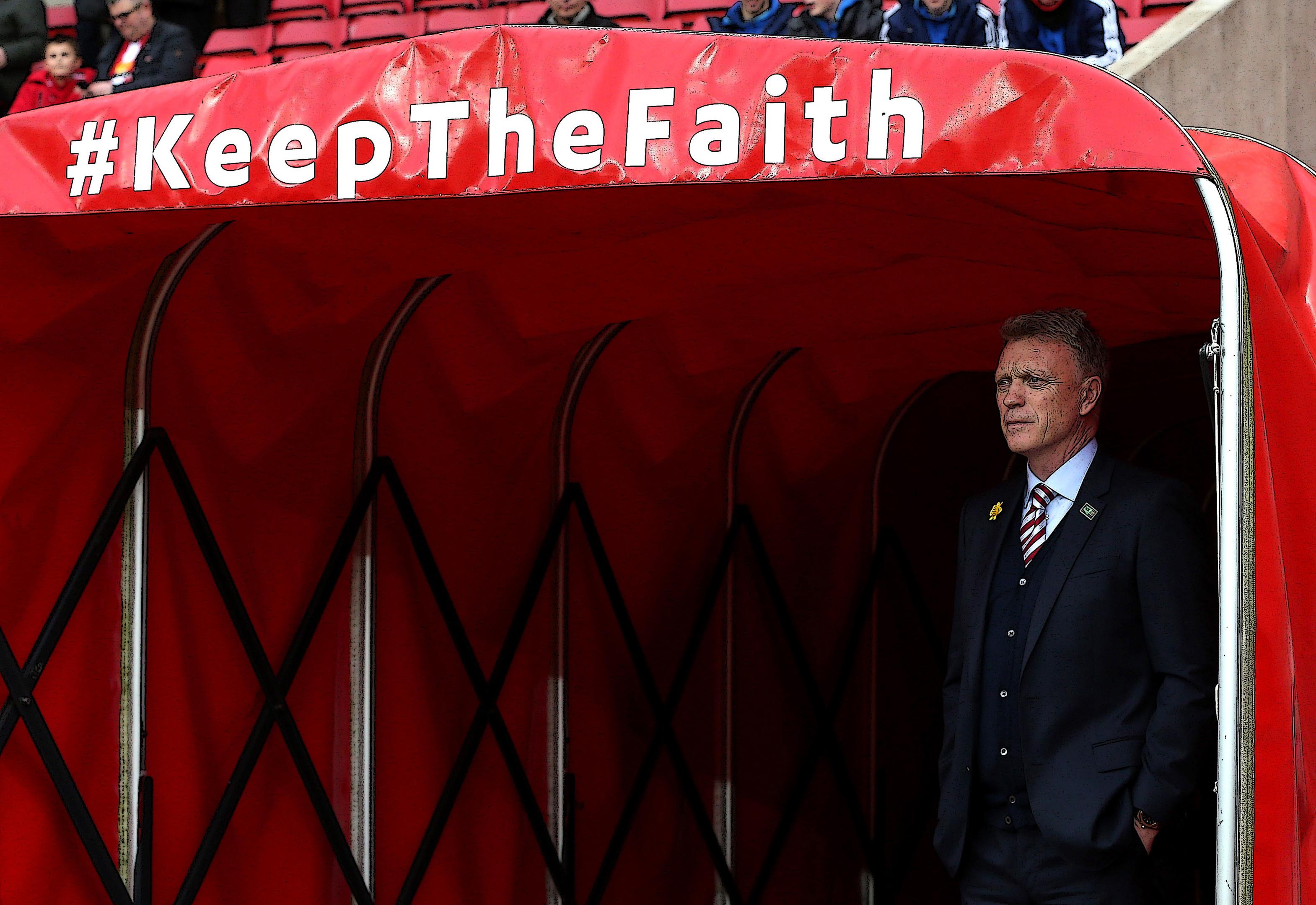 Sunderland manager David Moyes (Nigel Roddis/Getty Images)