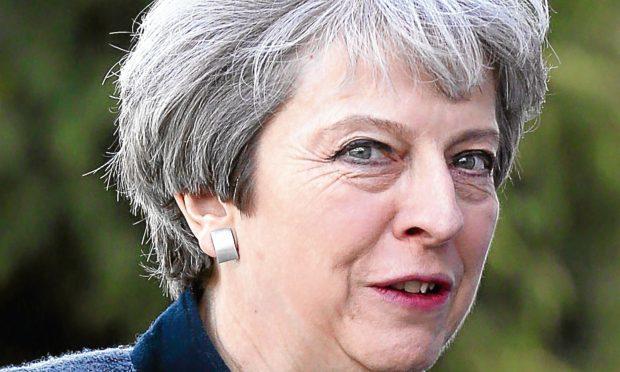 Prime Minster Theresa May (Chris Radburn/PA Wire)