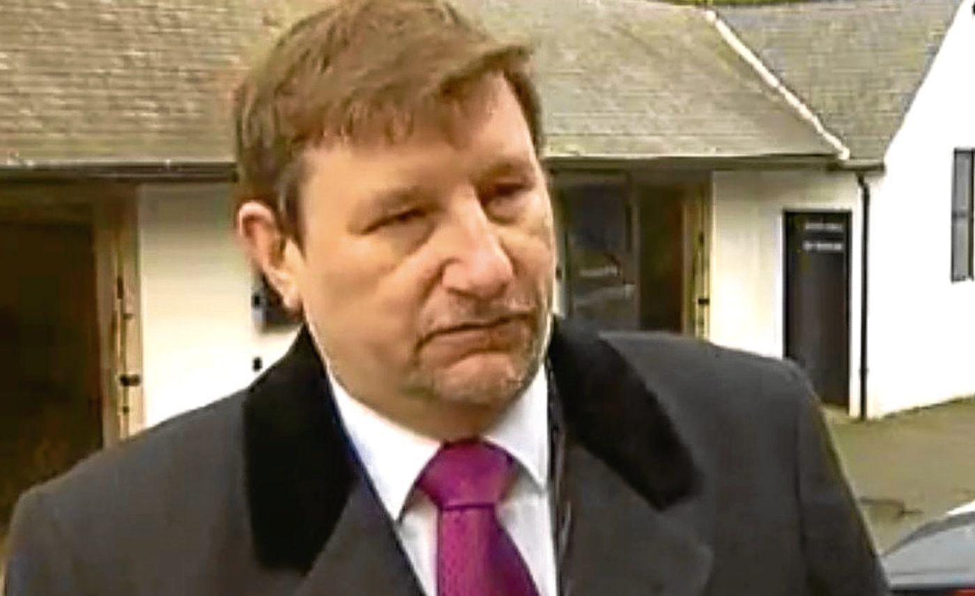 Former SSPCA boss Stuart Earley