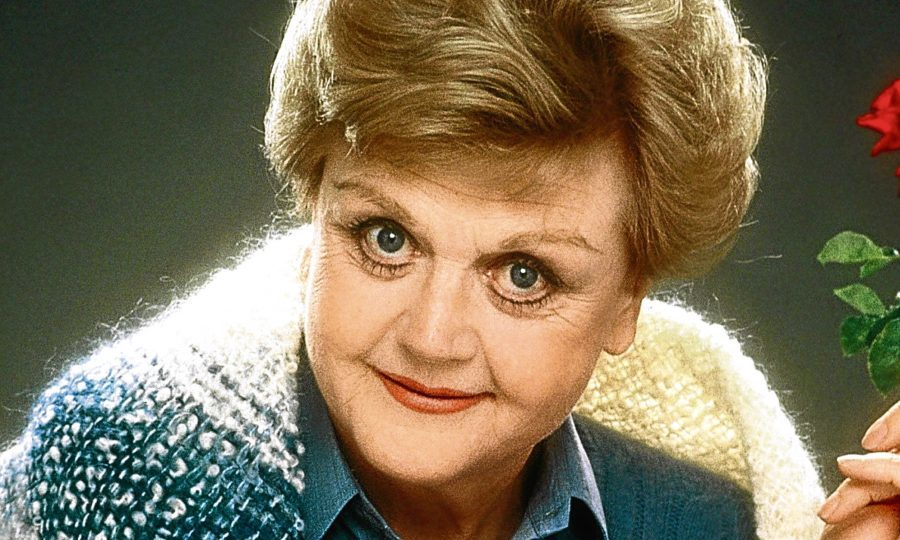 Angela Lansbury in Murder, She Wrote, 1984 (Allstar/UNIVERSAL TV)