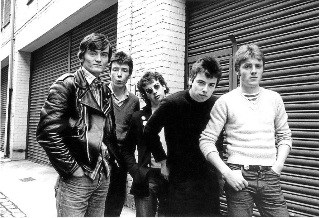 The Undertones (Fin Costello/Redferns)