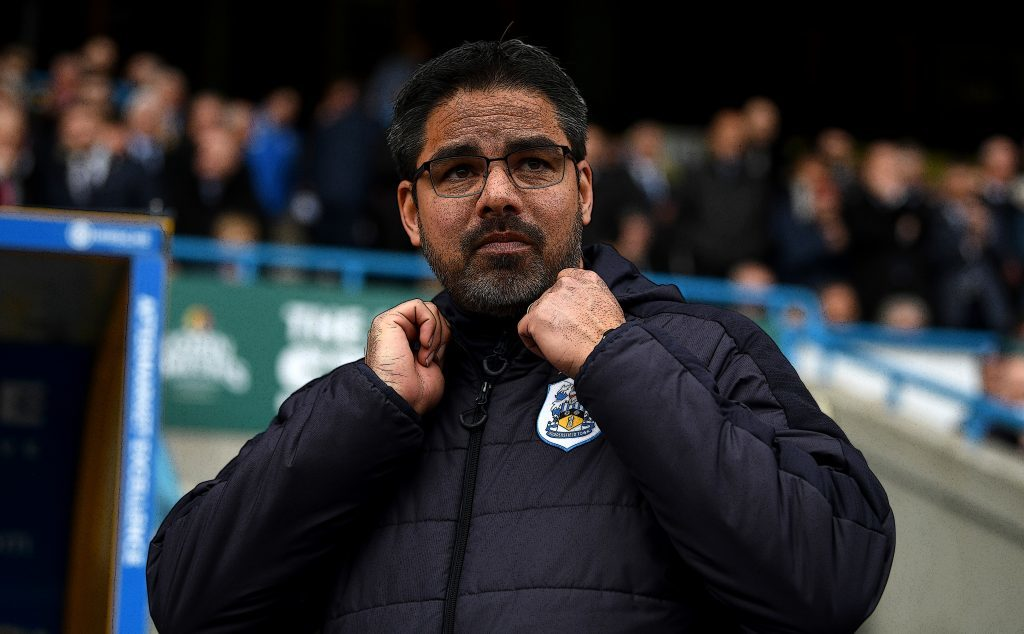 Huddersfield manager David Wagner (Gareth Copley/Getty Images)